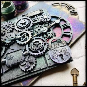 Steampunk and Time