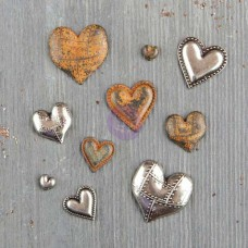 Mechanicals Tin Hearts