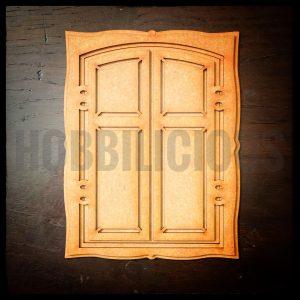 Framed Window Set