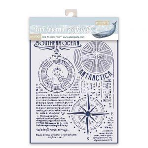 Stamperia KSTD055 stencil