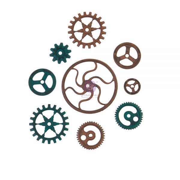 Finnabair Mechanicals Grungy Gears