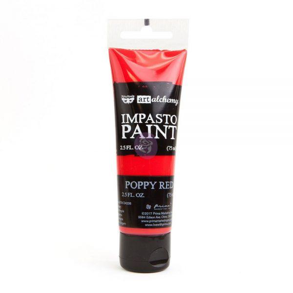 Finnabair Impasto Poppy Red 964559
