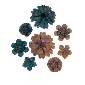 Finnabair Mechanicals Desert Flowers