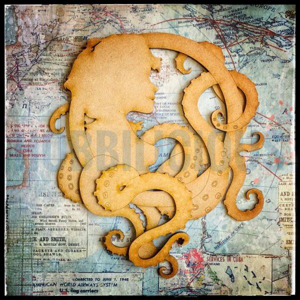 Hobbilicious Octopus Girl