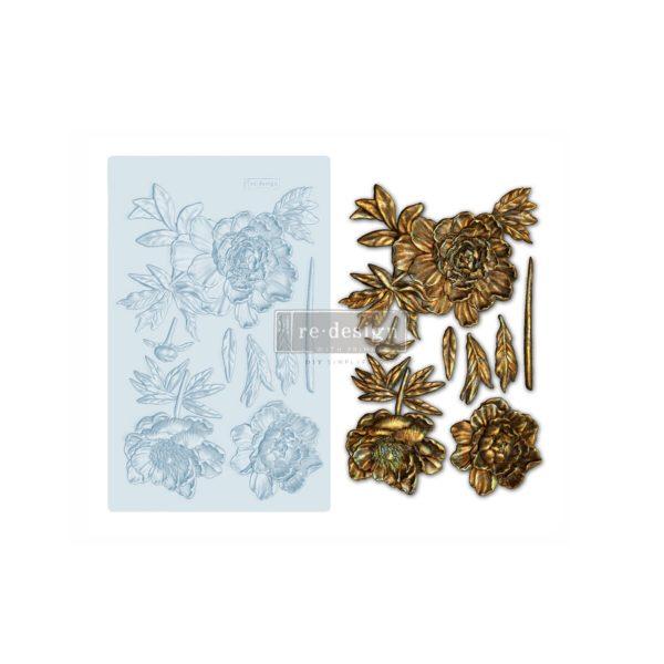 Prima ReDesign Wilderness Rose Mould