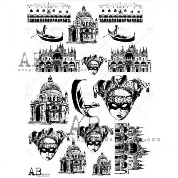AB StudioTransparent Foil 0014