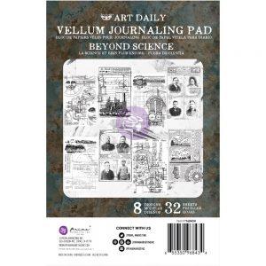 Finnabair Vellum Pad Beyond Science