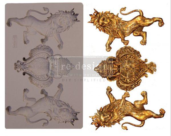 Prima Re Design Royal Emblem Mould