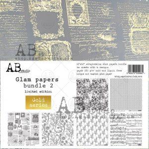AB Studio Glam Paper Bundle 2