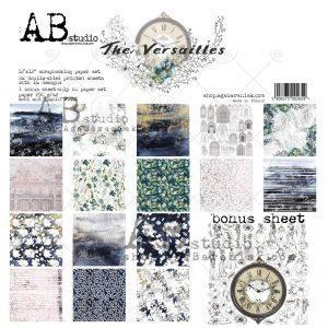 AB Studio The versailles scrapbooking