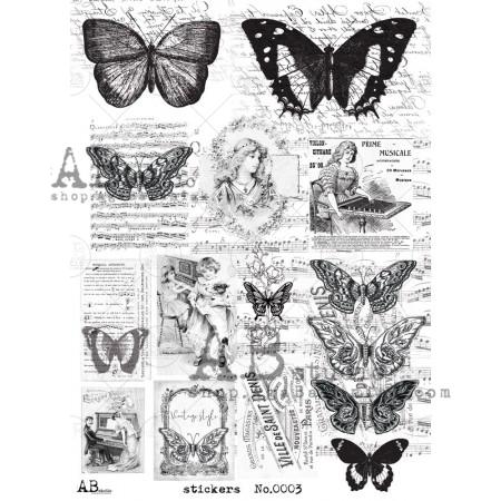 AB Studios Tracing Paper 0013