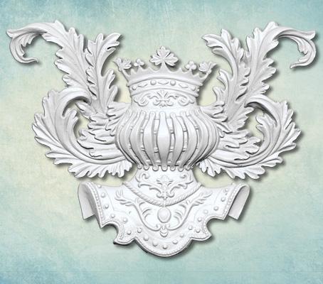 Prosvet Heraldic decor 0664