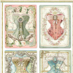 DFSA4487 Packed Corsets