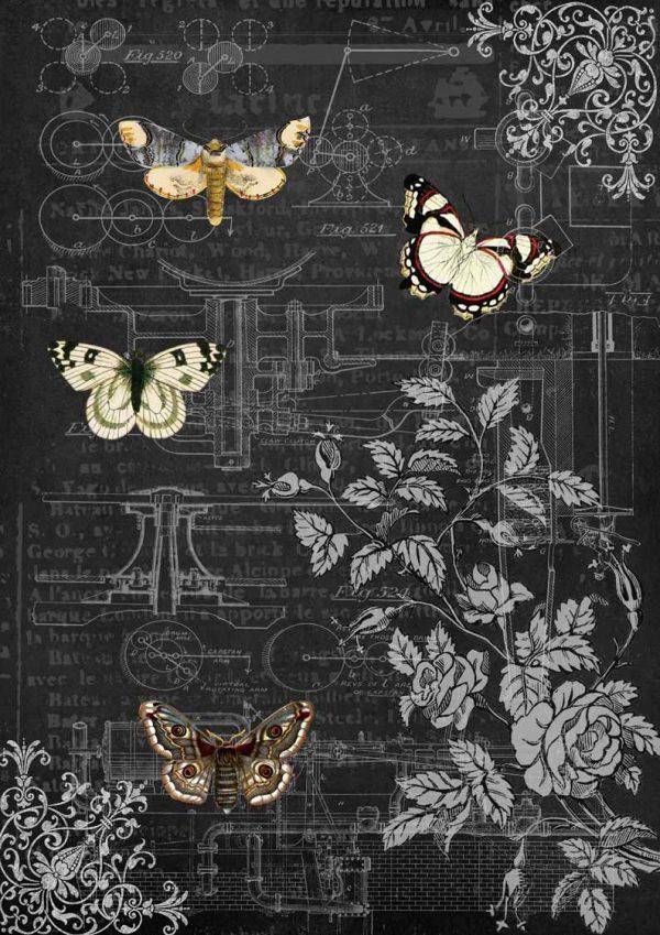 DQRP_0129 Mechanical Butterflies II