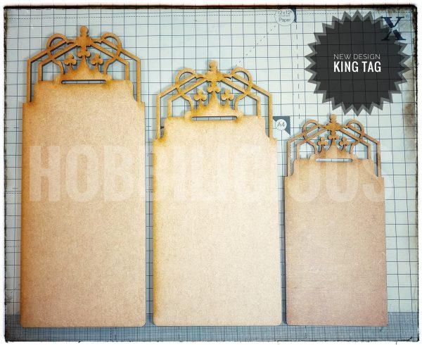 Hobbilicious King tag