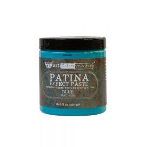 Art Extravagance Patina Blue