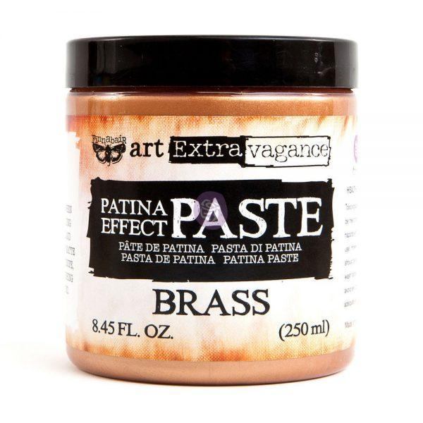 Art Extravagance Patina Brass