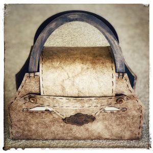 Hobbilicious Crafty Travel Handbag