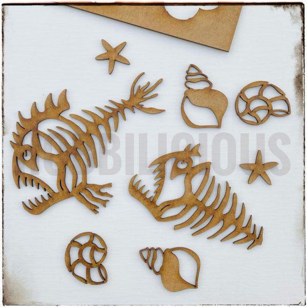 Hobbilicious MDF Fishbones