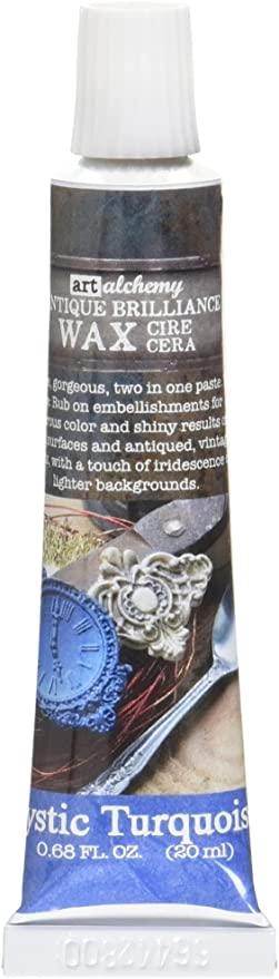 Art Alchemy Antique Brilliance - Mystic Turquoise