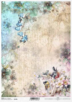 Itd Collection rice paper R1386
