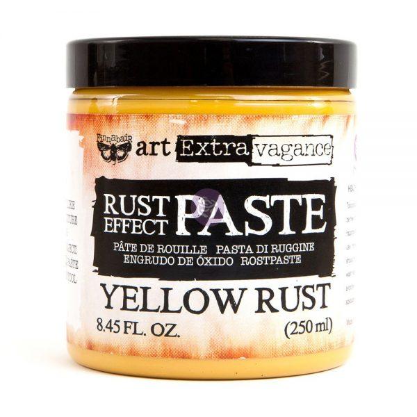 Art Extravagance Yellow Rust