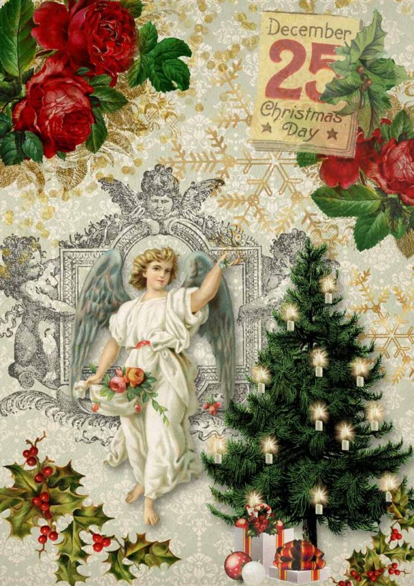DQRP_0060 Christmas Angel with Tree
