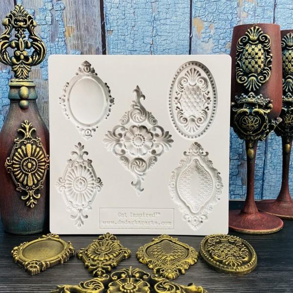 Moulds Egyptian Baroque Hobbilicious