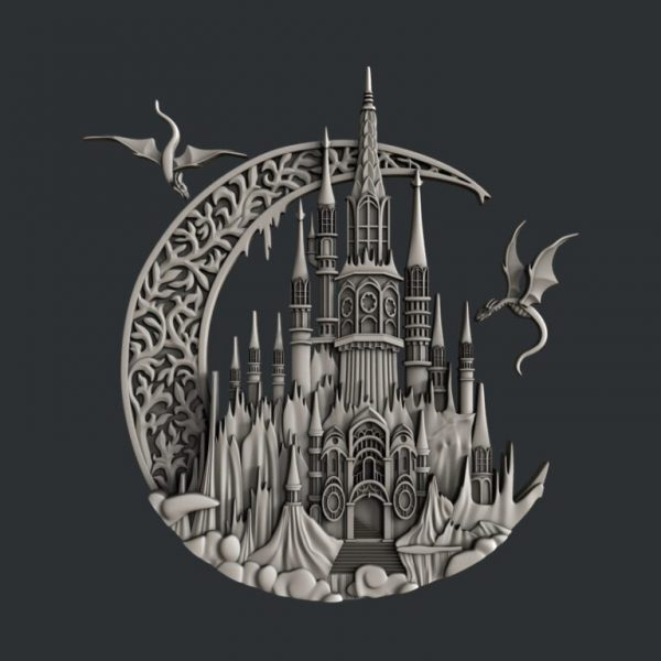 Zuri Enchanted castle Hobbilicious