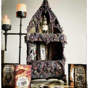Hobbilicious Gothika Cabinet Craft Kit MDF