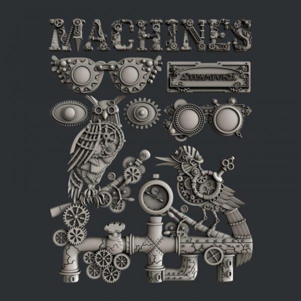 Zuri Moulds Machines